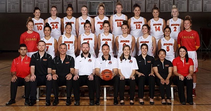 UofC Women Basketball